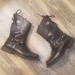 Harley-Davidson motor cycle boots